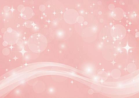 粉紅色_閃閃發光的背景