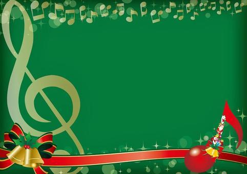 聖誕音樂會的框架