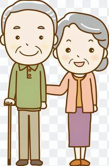 Seniors 2 people 03
