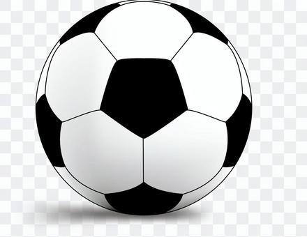 免費的插圖素材CS5保存了足球