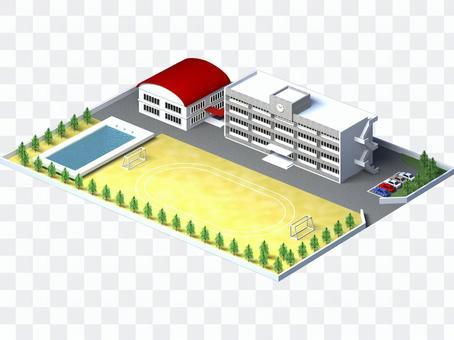 School (school building 01)