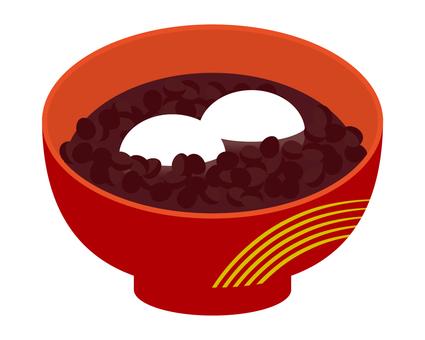 佐尼紅豆紅