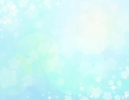 夢可愛_淡藍色的星星