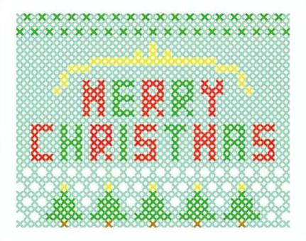 Cross Stitch Christmas 3