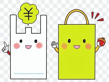 購物袋收費
