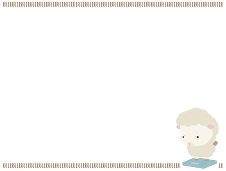 Scale_sheep_white_frame