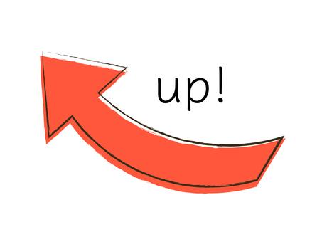 Up arrow up