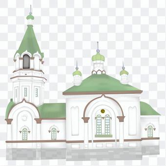 教会的手写风格