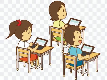 平板電腦學習5(小學)