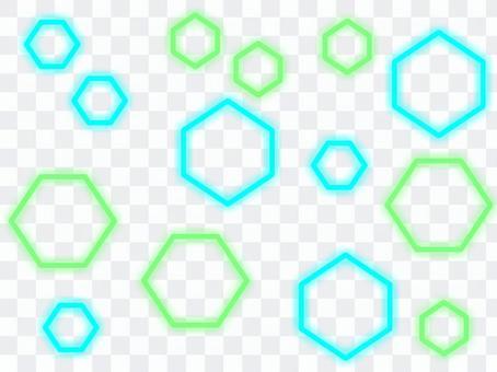 六角ネオン3