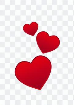 鮮紅的心臟