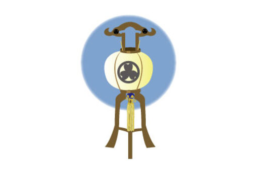 Obon 02燈籠燈籠