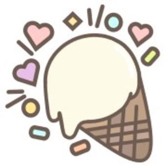 冰淇淋冰淇淋食品餐