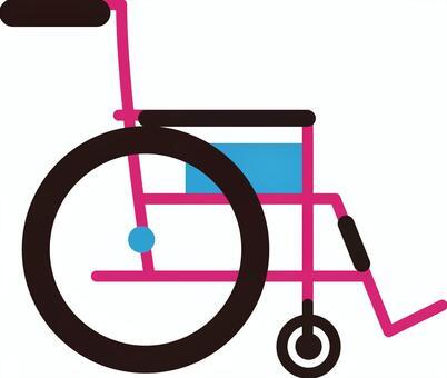 輪椅 -  001