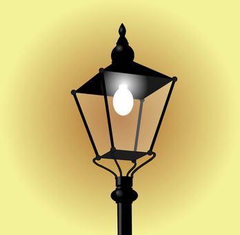 街灯 街路灯 電灯