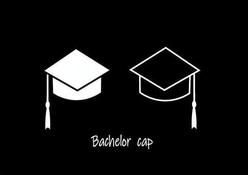 学士帽/卒業帽/博士帽