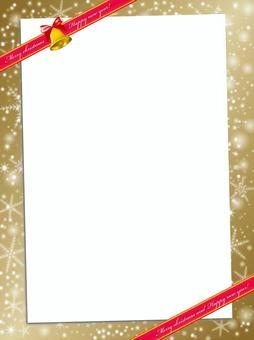 聖誕賀卡:聖誕節的材料