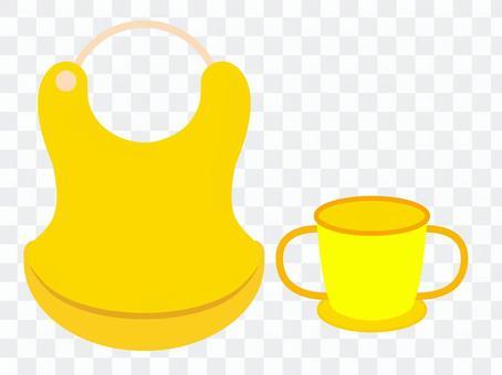 為孩子準備杯子