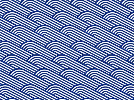 5與AI波浪圖案色板