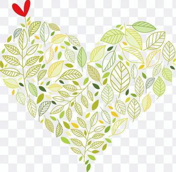 葉子10心臟