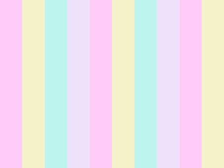 夢川彩色背景(垂直線)