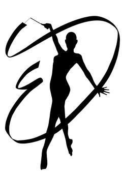 藝術體操運動員 2