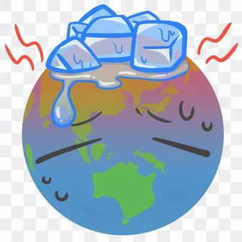 Earth warming _1