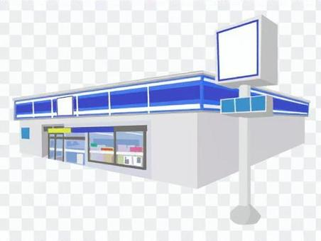 Convenience store B type