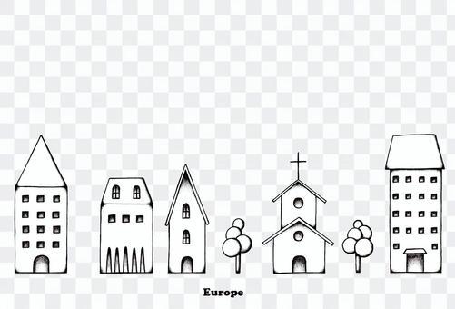 Cityscape Europe