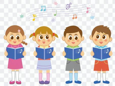 兒童合唱團