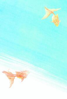 【手寫】金魚