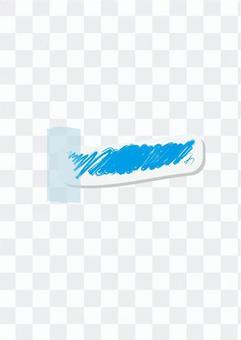 加高(蓝)