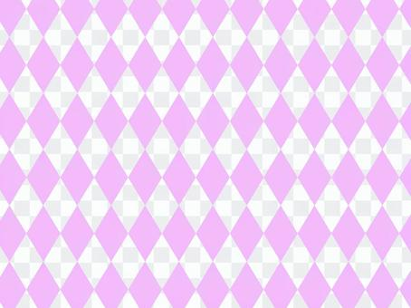 ai粉紅色,配鑽石圖案色板