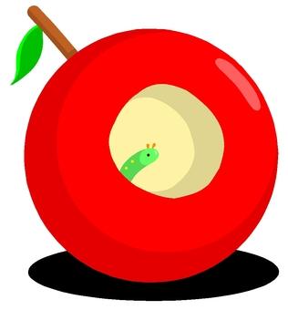 고구마 사과