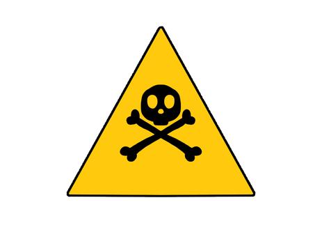 危險骷髏標記