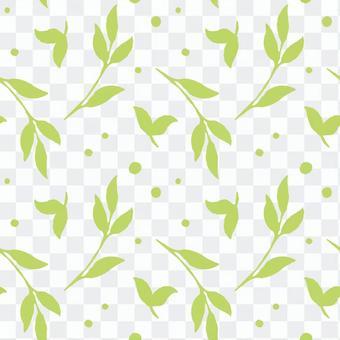 나뭇잎 패턴