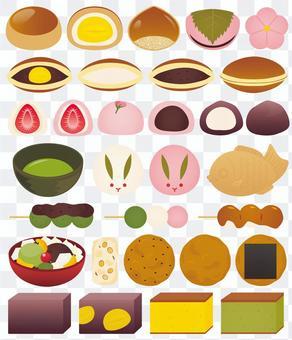 日本甜食怎麼樣?