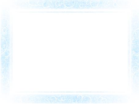 淺藍色框架肥皂泡圖像