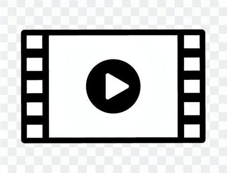 視頻文件:黑色