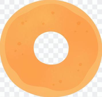 普通甜甜圈