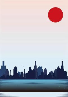 朝日太陽日出