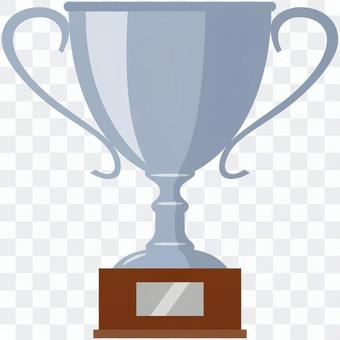Trophy-02(銀色)