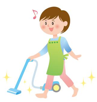 Oshii housewife