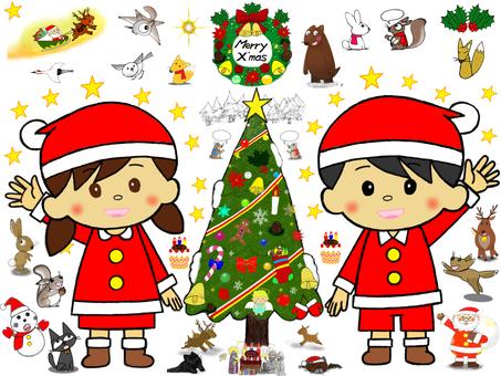 Kids_Christmas_Tree_Wreath_Set