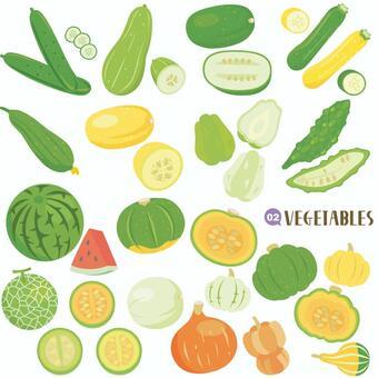 Vegetable set Tateshina