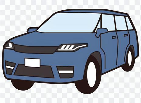 高級SUV 車