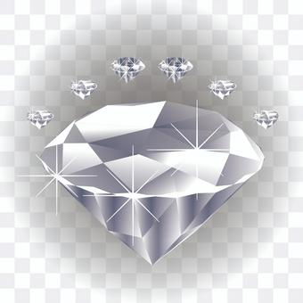 ダイヤモンド   セット