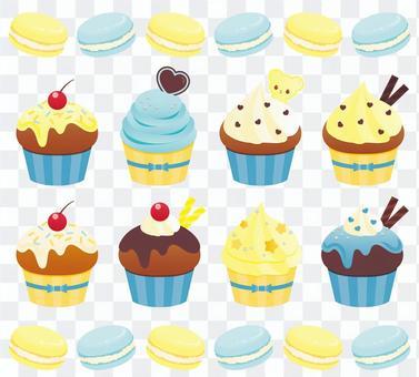 蛋糕配件♡No.2