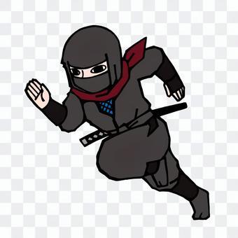 忍者/ Run