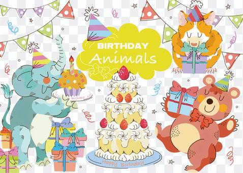 動物生日3